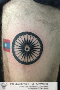 small tattoo designs in udaipur-Tattoo Studio in Udaipur (19)