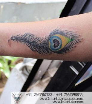 small tattoo designs in udaipur-Tattoo Studio in Udaipur (2)