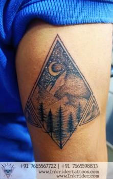small tattoo designs in udaipur-Tattoo Studio in Udaipur (24)
